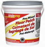 PreMixed Floor Patch - 3.9L