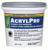 AcrylPro Ceramic Tile Adhesive (Type I) - Quart