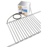True Comfort 240-V Floor Heating Cable - Covers from 58 up to 74 sf depending on chosen spacing