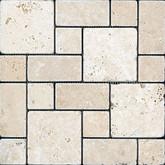 Chiaro Tuscan Pattern Tumbled Mosaics