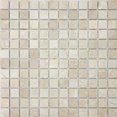 1 Inchx1 Inch Marfil Polished Mosaics