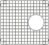 Precis With Drainboard Grid