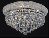 16 Inches Beaded Flush Mount