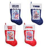 19 IN MARVEL Lenticular Stocking