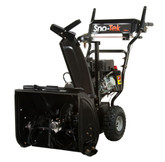 Sno-Tek 20 120v Single Speed Electric Start Gas Snow Blower with 20-Inch Clearing Width