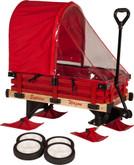Deluxe Convertible Sleigh Wagon