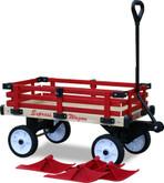 Convertible Sleigh Wagon