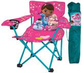 Doc McsTuffins Kids Camping Chair