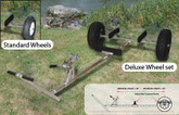 PWC Or Sailboat Caddy  Standard Wheels