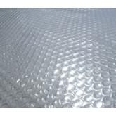 14-Feet x 28-Feet Rectangular 14-mil Solar Blanket for In Ground Pools - Clear