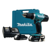 1/2 Inch Cordless Driver Drill Kit