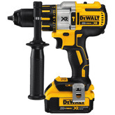20-Volt Max XR Lithium-Ion Cordless Brushless 3-Speed Hammer Drill