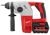"""M28 Lithium-Ion Cordless Compact 1"""" SDS Rotary Hammer Kit"""