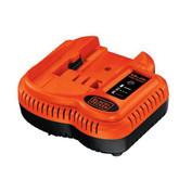 Black + Decker 9.6-Volt To 18-Volt Ni-Cad Battery Charger