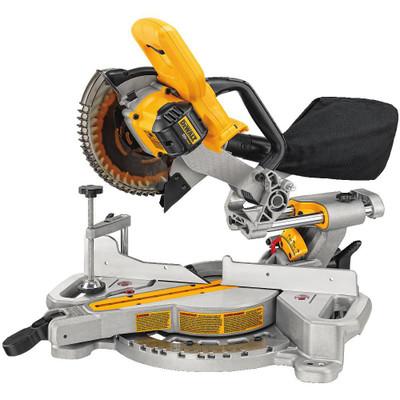 20V Max 7 1/4 Inch Cordless Sliding Compound Miter Saw (Bare Tool)