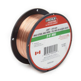 """Lincoln Electric<sup>®</sup> .025"""" S-6 MIG Wire -2lb Spool"""