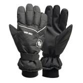 SB Black Ski Glove Large