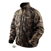 M12  Realtree Ap  Camo Premium Multi-Zone Heated Jacket With Battery- Xlarge