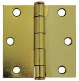3 Inch  Satin Brass Door Hinge