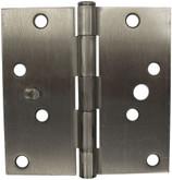 4 Inch  Satin Nickel Security Door Hinge
