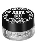 Anna Sui Limited Edition Nail Art Foil - SILVER