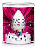 Virtzu Beautyblender Pure Sponge and Solid Cleanser Kit - WHITE