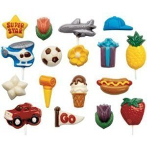 Candy Mold Mega Pack: 10 Piece