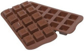 Chocolate Mold Silicone - Squares