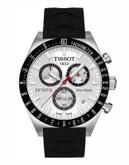 Tissot Mens PRS516 Quartz Chrono T0444172703100 - BLACK