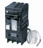 50A 2 Pole 120/240V Siemens Type Q GFCI Breaker