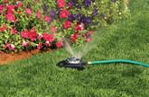 8 Pat Zinc Turret Sprinkler