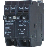 Bolt-On Duplex/Quad Replacement Breaker - 2-1P & 1-2P 15A