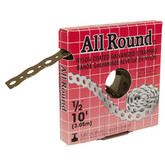 All Round Strapping, Nylon Coated, 1/2 Inch x 10 Feet