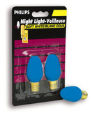 4W Night Light Blue 2 Pack