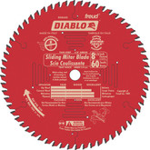 FREUD 8 1/2 In. Slide Mitre Blade - 60 Teeth