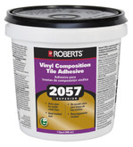 2057, 946mL Premium Vinyl Composition Tile Adhesive