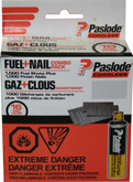 Finish Fuel+Nail Combo Pack (1000 - 2 Inch 16G Finish Nails + 1 Short Yellow Fuel Cell)