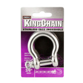 3/8 inches Ss Anchor Shackle - Carded