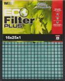 Web ECO Filter Plus 16 in. x 25 in. x 1 in.