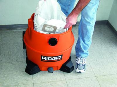 RIDGID Fine Dust Collection Bags (53-60 L)