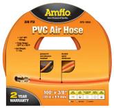 PVC Air Hose - 3/8 Inch x 100 Feet