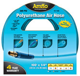 Polyurethane Air Hose - 1/4 Inch x 100 Feet