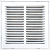 12 in. x 12 in. Filter Grille Return Air Vent Cover