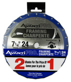 2-Pack of Framing Blades