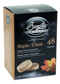 Maple Smoking Bisquettes 48 Pack