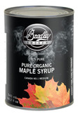 Pure Organic Maple Syrup 540 ML Grade 1 Medium