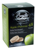Apple Smoking Bisquettes 48 Pack