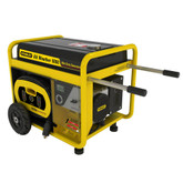 5000 Watt All Weather Generator with Removeable Control Panel and 24hr Run Time