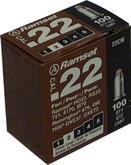 22 Cal. Single Shot Brown Load, 100 Pack