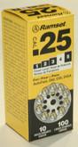 25 Cal Disc Load (D-60), 100 Pack